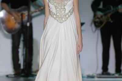 Brautkleider - Ausschnitte 2014