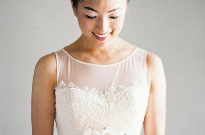 Conoce las tendencias en peinados de novia 2015: Un estilo increíble para tu cabello