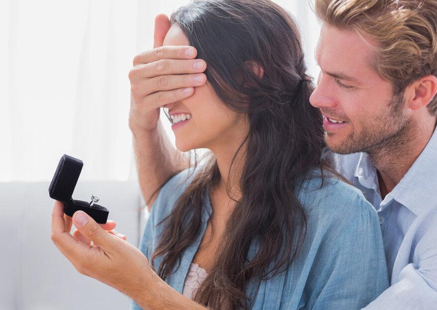 Las 7 verdaderas razones por las que los hombres sí quieren casarse