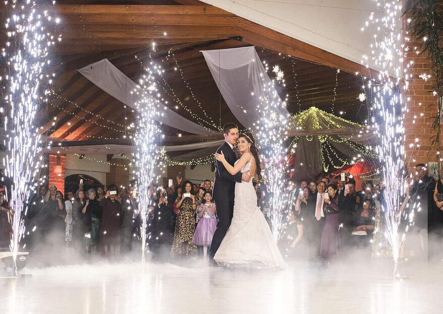 Así es tu boda, uno de los mejores momentos con Eventos y bodas RM