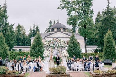Свадьба в цвете Greenery  : советы и рекомендации от свадебных профессионалов!