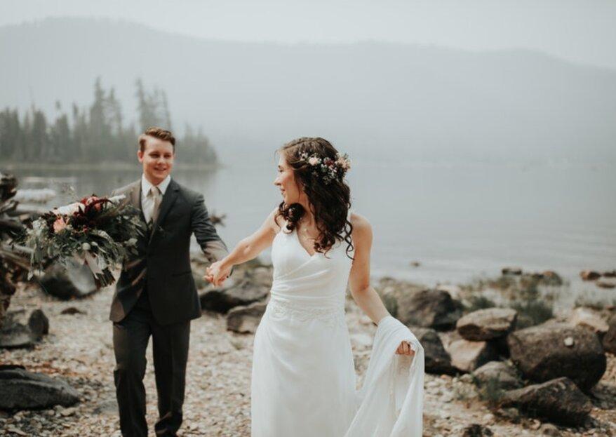 Werden Sie das Brautpaar des Jahres 2019!
