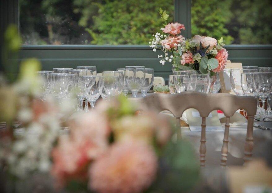Fleuriste de mariage, un métier technique et exigeant : rencontre avec Pleione