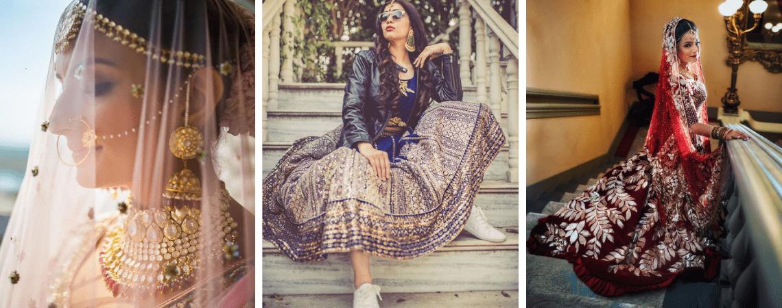 Top 5 Photographers In Delhi For Amazing Bridal Portraits