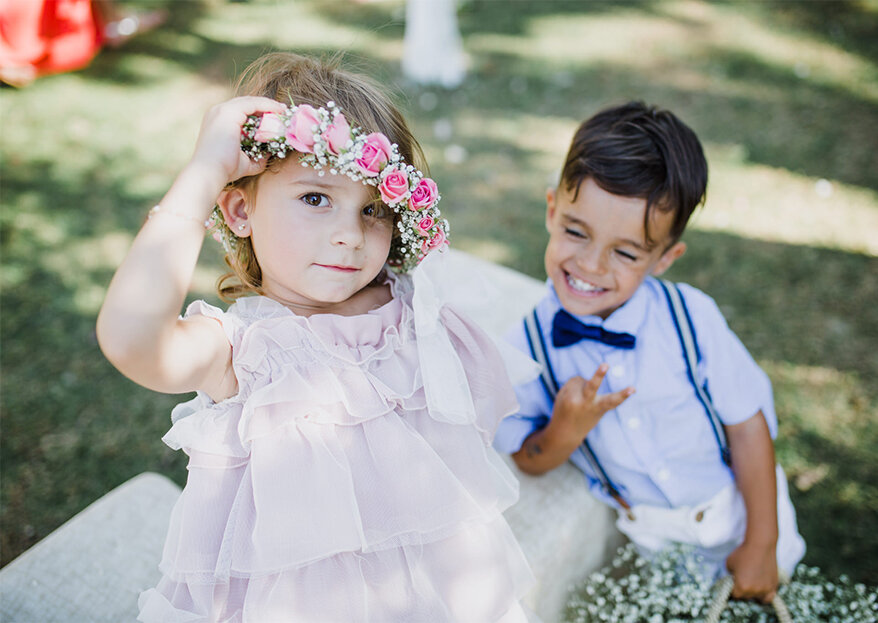 5 conselhos de estilo para as meninas e meninos das alianças