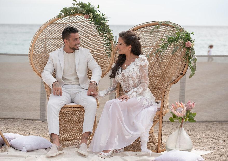 Life'S Events : l'agence dont Manon et Julien Tanti ont fait leur alliée pour organiser leur mariage