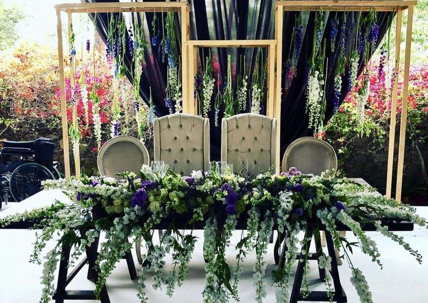 Le idee per decorare la tavola delle nozze con gusto: grazie ai consigli dei nostri wedding planner