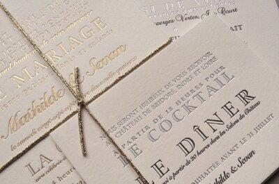 Faire-part personnalisable : découvrez les collections originales de La Petite Baleine