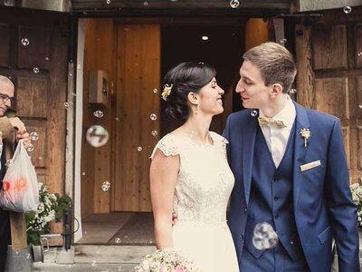 La historia de amor de la semana: Yaiza y Jonas