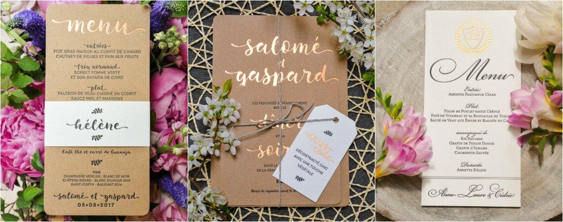 L'Atelier Letterpress : du haut de gamme et de l'originalité pour votre papeterie de mariage