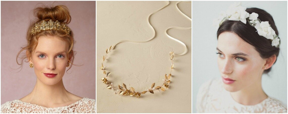 De mooiste haarstukken voor bruiden - ontdek ze nu!