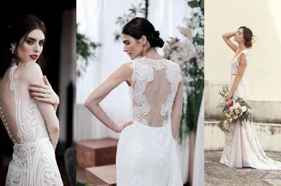 Diseñadores mexicanos de vestidos de novia: ¡Conócelos aquí!