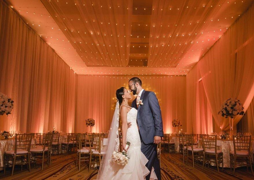 Ángela y Juan Wedding and Event Planners: una pareja que ha creído en el amor