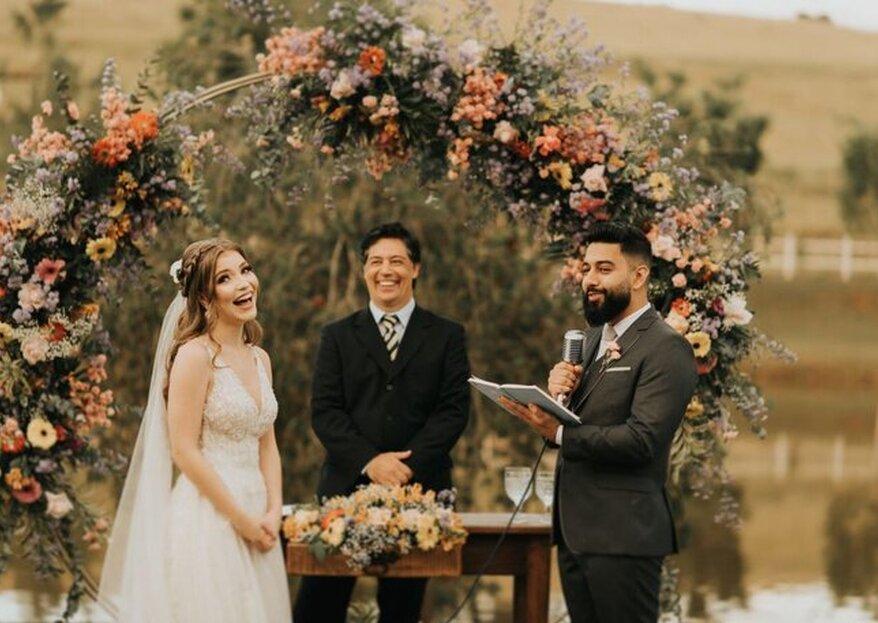 Diga-me onde vai casar e te direi de qual fotógrafo você precisa!