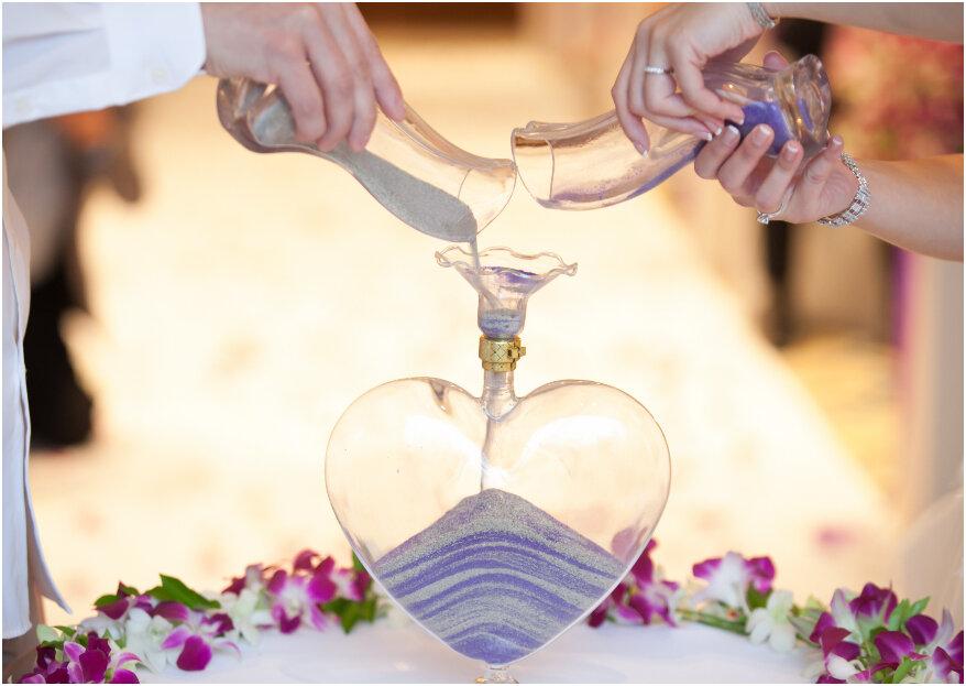 5 ceremonias simbólicas para casarse: ¡una experta en rituales de amor nos ilustra!