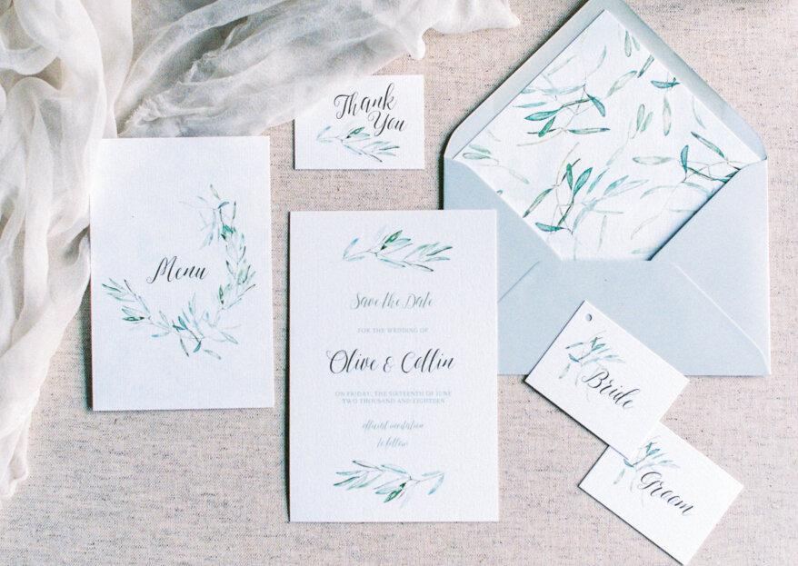 Welke informatie zet je op de uitnodigingen voor jullie bruiloft?