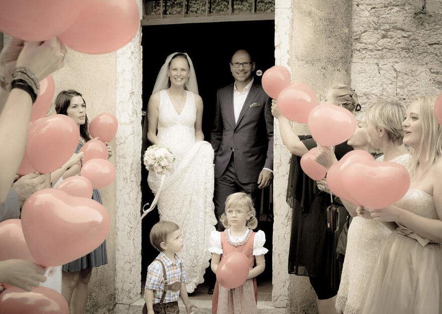 """La fotografia di matrimonio come """"scarica di adrenalina"""": la parola a Lidia Costantini"""