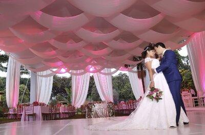 Cynthia y Rafael: cuando la distancia solo aumenta el amor
