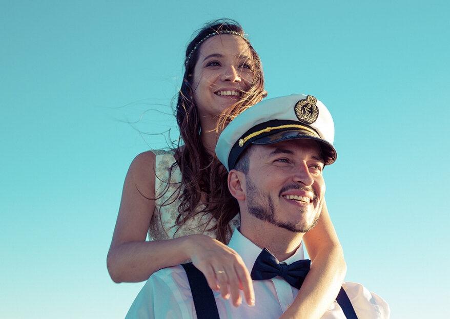 Enamórate de las fotos de Jenzzo Fotografía & Video, seguro querrás que inmortalicen tu matrimonio
