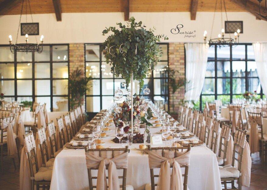 Le tue nozze in una location magica: L'Antico Casale dei Mascioni