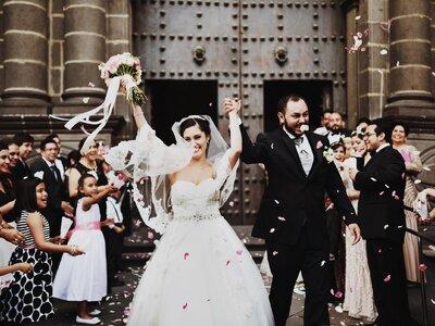 Las 100 fotos de recién casados más lindas que NO puedes perder de vista