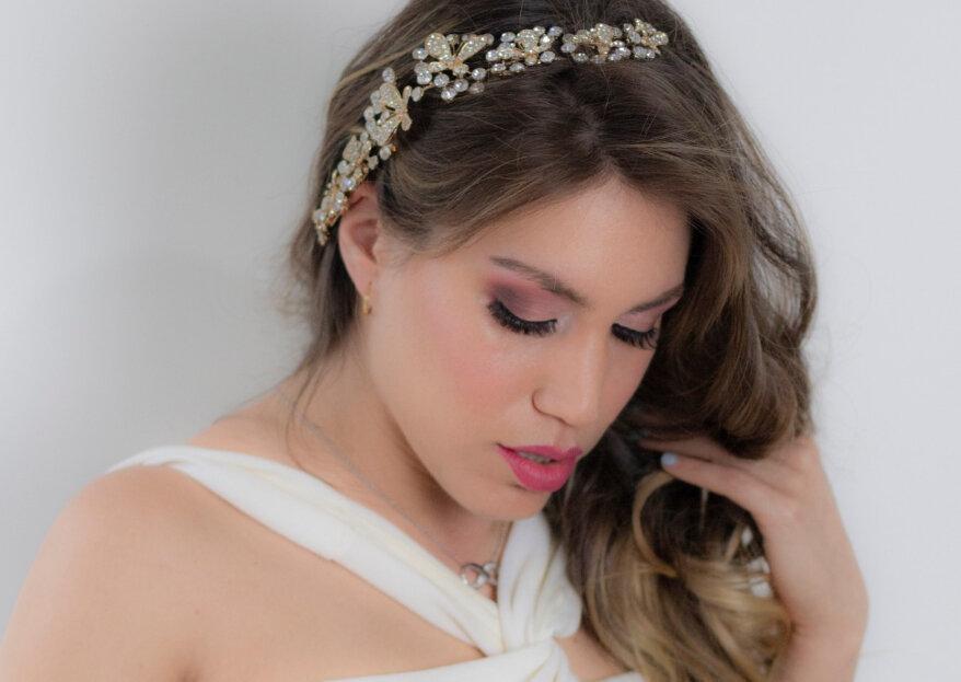 Raymi MakeUp & Hair: especialista en destacar la belleza de las novias