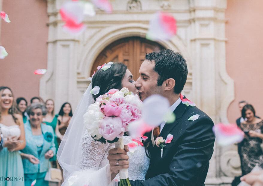 Cómo organizar una boda religiosa en 5 pasos
