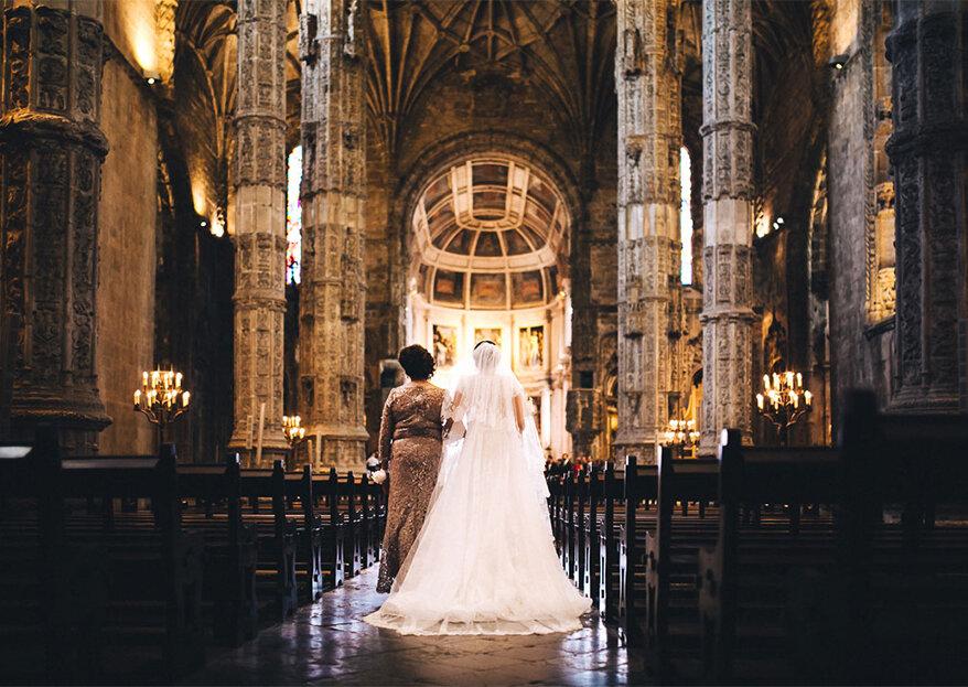 30 músicas para acompanhar a noiva ao altar... Com impacto!