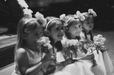 Las 5 fotografías imprescindibles de la boda