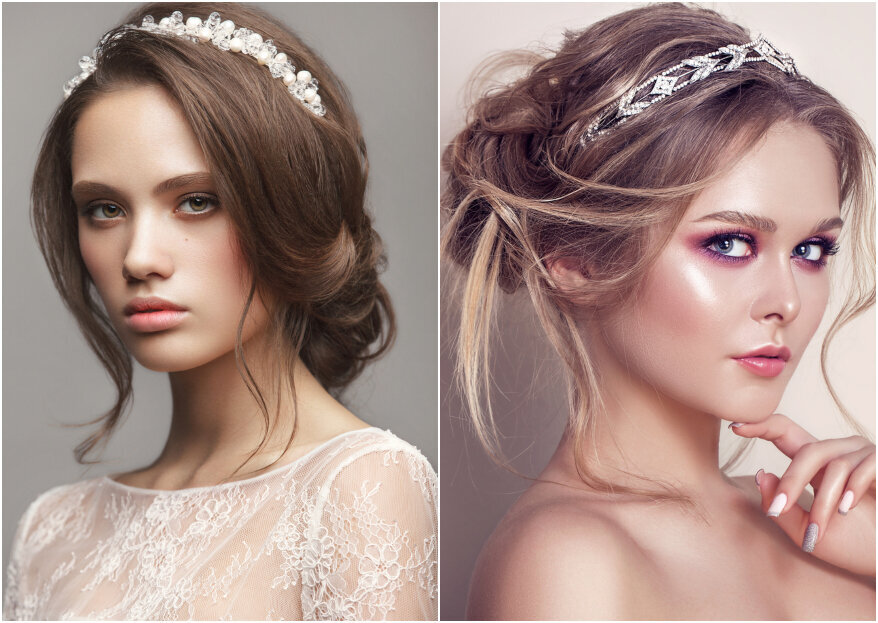 De mooiste bruidsmake-up trends voor 2020!