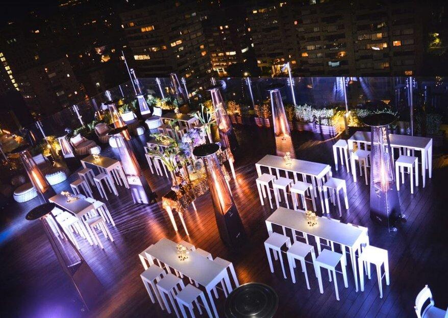 Hotel Hilton Bogotá, el lugar ideal para una boda en la Zona G