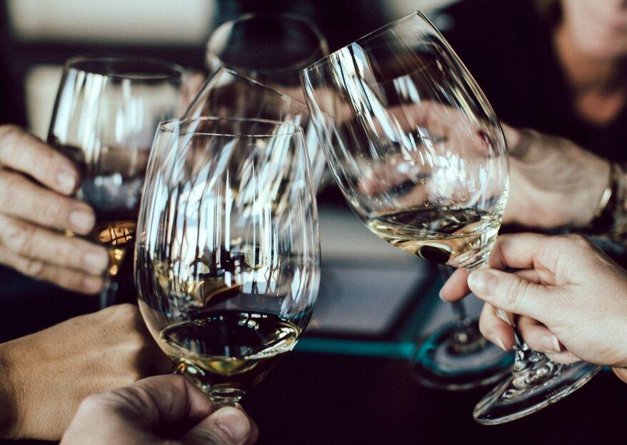 Der perfekte Wein zum Hochzeitsmenü – Ein Wein-Experte von essen & trinken verrät, worauf es ankommt