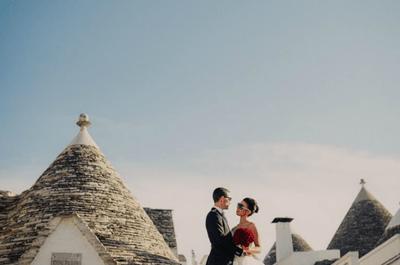 Matrimonio in Puglia: l'indispensabile mini-guida per i nostri sposi