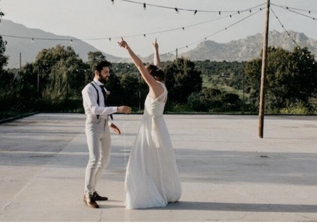 Naturally you, una boda bohemia al aire libre