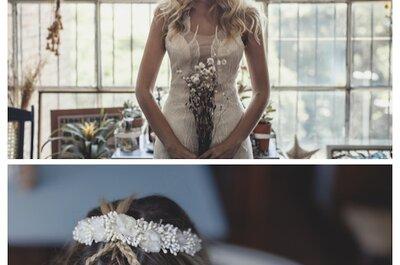 Centro de São Paulo é cenário da nova coleção de vestidos de noiva de Emannuelle Junqueira