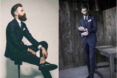 Бородатые мужчины. Самый стильный и сексуальный жених 2015