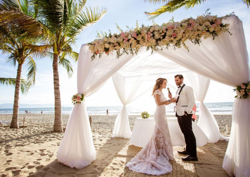5 consejos de expertos para lograr que tu boda sea el acontecimiento del año