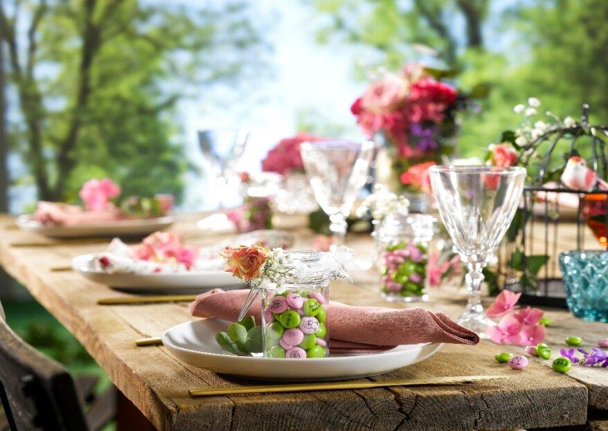 M&M's® personalizzati per le tue nozze: la tendenza che sta spopolando!