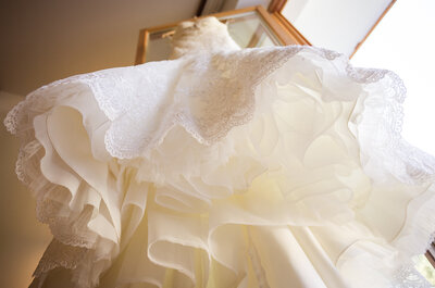 Brautkleider und ihre Materialien – Welcher Stoff passt zu mir?