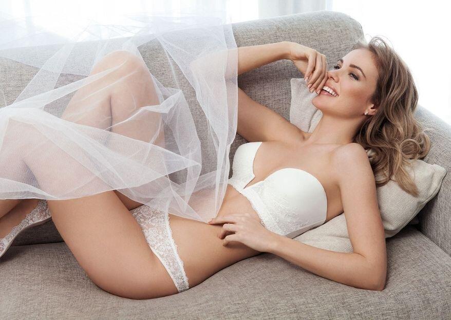 Dama de Copas: sempre lá na hora de escolher a lingerie certa para uma lua-de-mel tropical