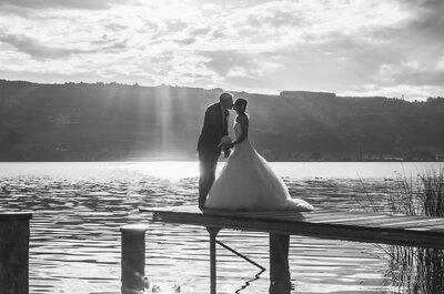 Die top 5 Hochzeitsfotografen in Zug: Stilvolle Hochzeitsfotografie!