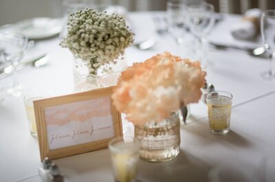 Pour votre décoration de mariage, craquez pour les idées géniales des Tables d'Okiss !