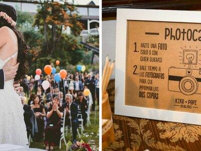Wie man besondere Details für die Hochzeitsgäste bereit stellt - So haben alle Spass an der Hochzeit!