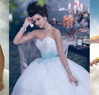 Notre Sélection Des Meilleures Robes De Mariée Disney