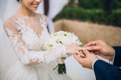 7 любопытных фактов об обручальном кольце, которые вас удивят!