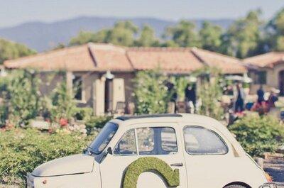 5 coches muy especiales para llegar a tu boda: Estilo en cuatro ruedas