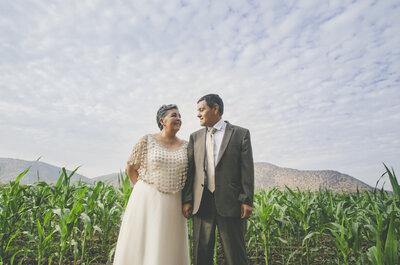 Las bodas de oro de Gina y José: ¡un amor que vale la pena admirar!