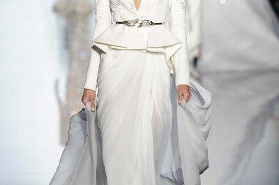 Zuhair Murad alta costura: Elegancia, ilusión y belleza en todo su esplendor