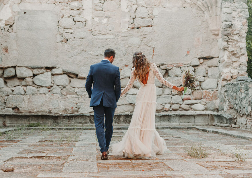 Fábrica de Luz realiza reportajes de boda de gran calidad, que transmiten pura emoción y sensibilidad