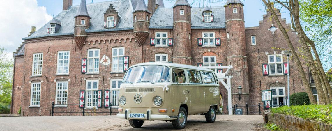Flitsend de bruiloft betreden met de mooiste trouwvoertuigen van Zuid-Nederland!